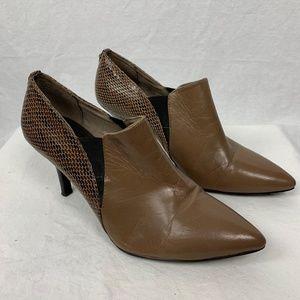 Anne Klein iFlex Womens Heels Size 8.5M Brown
